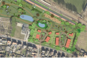 Woningbouw 'Park Vossenburcht'